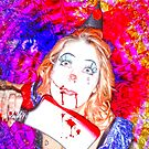 cut throat clown by gruntpig