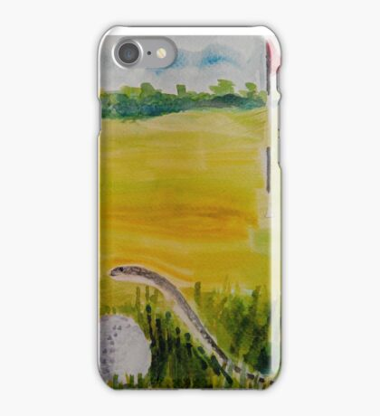 No Relief As Per Rules Of Golf iPhone Case/Skin