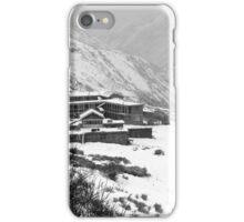 High Camp - The Himalayas - Nepal iPhone Case/Skin