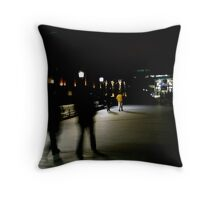 Old Town Alexandria Throw Pillow