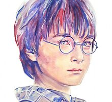 Harry Potter by Rosita Maria