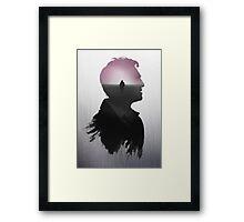 True Detective, Cohle #1 Framed Print