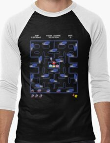 Speed Run Men's Baseball ¾ T-Shirt