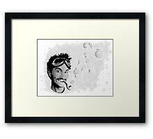 By jove I think I've undone it ! Framed Print