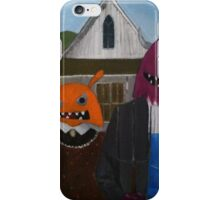Monster Gothic iPhone Case/Skin