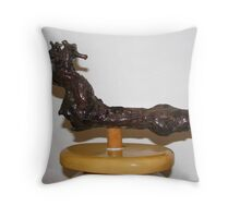 Nature's Art 12 from Romania Throw Pillow
