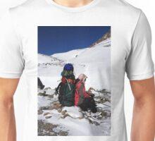 Himalayan Porter - Nepal Unisex T-Shirt