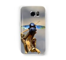 Colourful Carpenter Bee Phone Cases | Nature Photography Samsung Galaxy Case/Skin