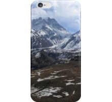 Kingdom Of Mustang - Nepal iPhone Case/Skin
