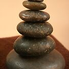Hot Stone Massage by Lorie Warren