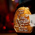 Tequila Anejo Con Orgullo Bottle by CGrossmeier