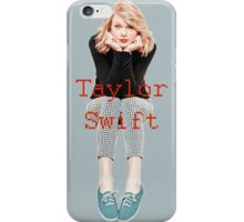 Taylor Swift edit iPhone Case/Skin