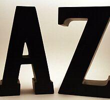 A to Z by Lorie Warren