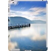 Lake Wörthersee in Winter iPad Case/Skin