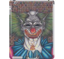 Demonic Clown iPad Case/Skin