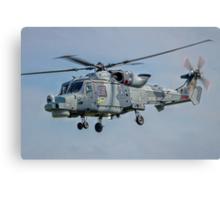 Agusta Westland Wildcat HMA.2 ZZ381 Canvas Print