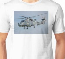 Agusta Westland Wildcat HMA.2 ZZ381 Unisex T-Shirt