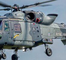 Agusta Westland Wildcat HMA.2 ZZ381 Sticker
