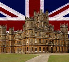 Downton Abbey by Mark Draper