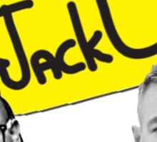 Jack U Sticker