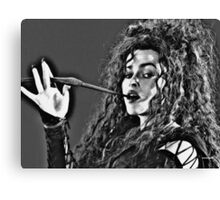 Bellatrix Lestrange Canvas Print