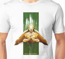 flying droid  Unisex T-Shirt