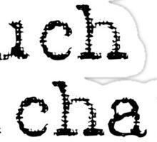 Richard Cranium Sticker