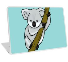 Cute Koala Laptop Skin