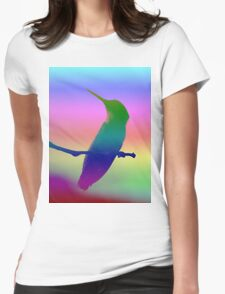 Rainbow Hummingbird T-Shirt