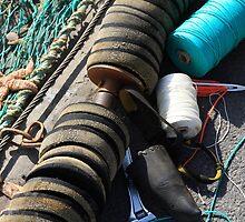 Fishing Tackle by aidan  moran