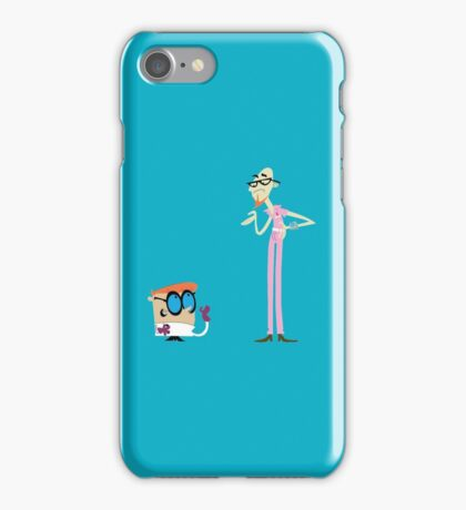 Ginger Science! iPhone Case/Skin