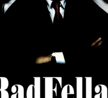 BadFellas Sticker