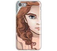 Wendy Moira Angela Darling iPhone Case/Skin