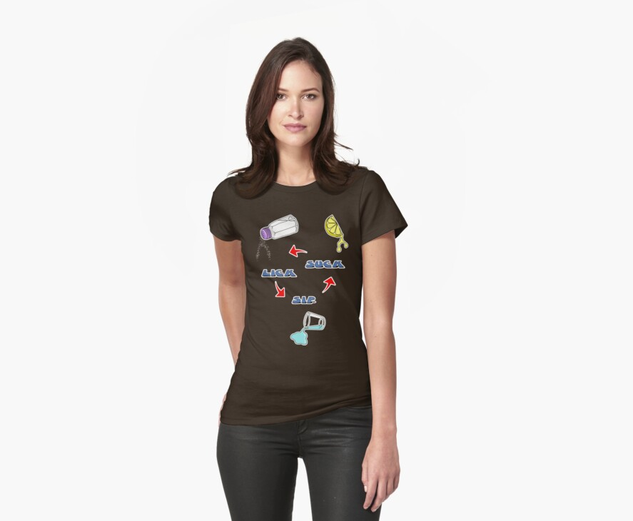 Lick, Sip, Suck - with instructions by Octochimp Designs