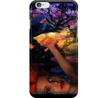 Night Raven  iPhone Case/Skin