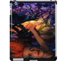 Night Raven  iPad Case/Skin