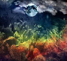 Night Flight by DejaReve