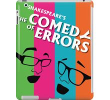 The Comedy of Errors iPad Case/Skin