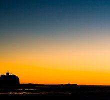 Sunrise at Newcastle by Luke Glendenning