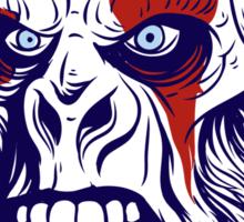 Warrior Ape Sticker