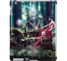 Goddess de Machina Natura  iPad Case/Skin