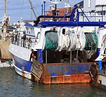 Fishing Trawler by aidan  moran
