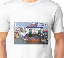 Fishing Trawler Unisex T-Shirt