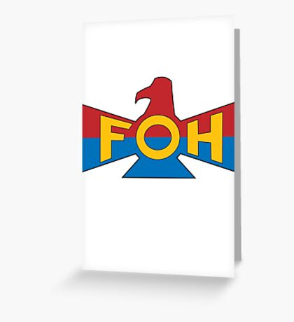Friends of Humanity Greeting Card