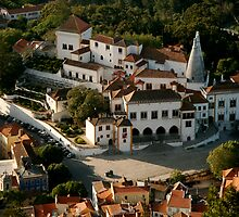 above Sintra by jayview