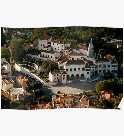 above Sintra Poster