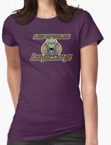 I Love L.A.K.E.L.U.R.K.S. Womens Fitted T-Shirt