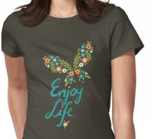 Enjoy Life Womens Fitted T-Shirt
