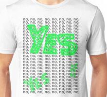 lateral thinking (bright shirts) Unisex T-Shirt