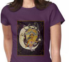 Alexandria Starlight Womens Fitted T-Shirt